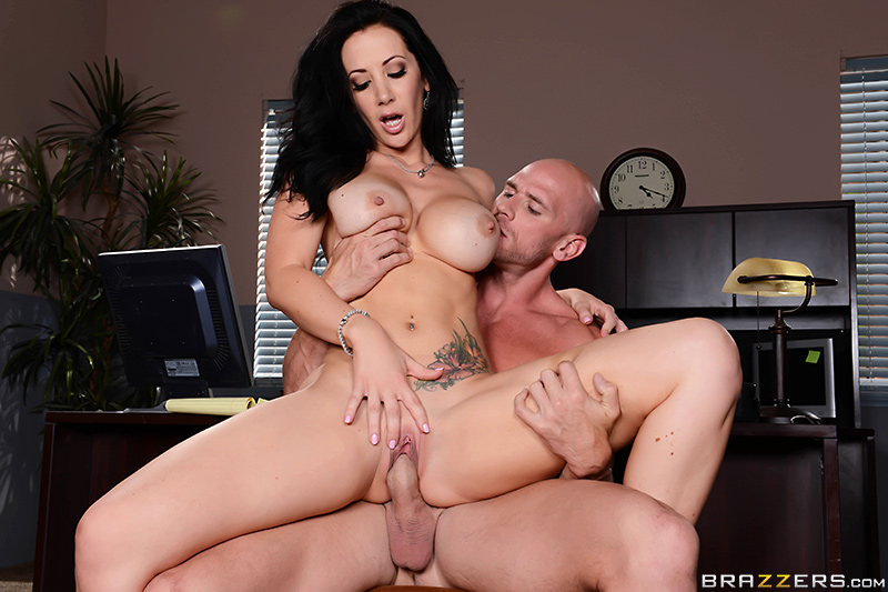 Don't Tell My Boss - Jayden Jaymes & Johnny Sins