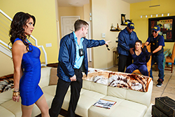 brazzers  			sienna milano		, married to the mob part two