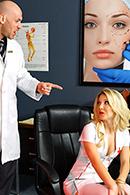 Night Shift's Naughtiest Nurse Part Two sex video