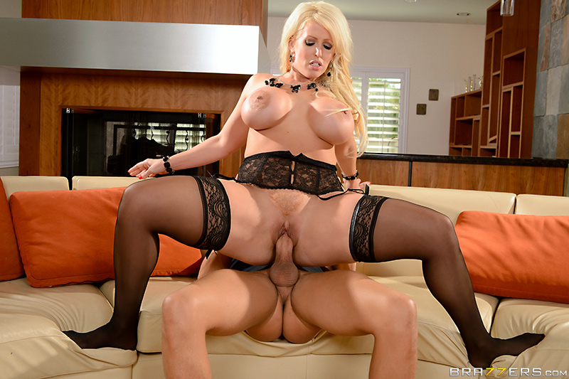My Mother In Law Likes it Raw - Alura Jenson & Xander Corvus