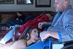 brazzers  sienna milano, cock hungry caregiver