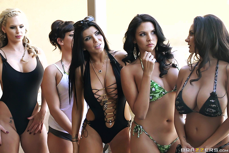 Brazzers House Episode Three - Alektra Blue, Ava Addams, Dani Daniels, Gianna Nicole, Kay