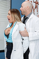 Top pornstar Alexia Vosse, Johnny Sins