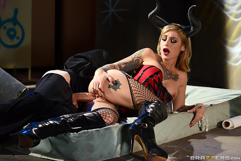 This Evening's Girlfriend Part Two - Kleio Valentien & Danny D