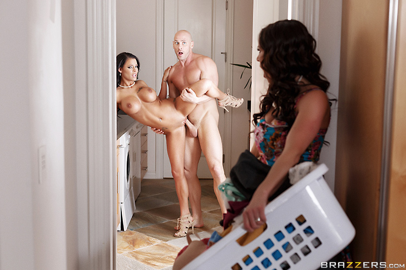 Peta Jenasen - My Two Wives - Brazzers