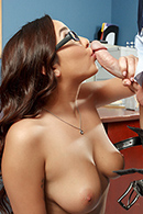 Top pornstar Karlee Grey, Johnny Sins