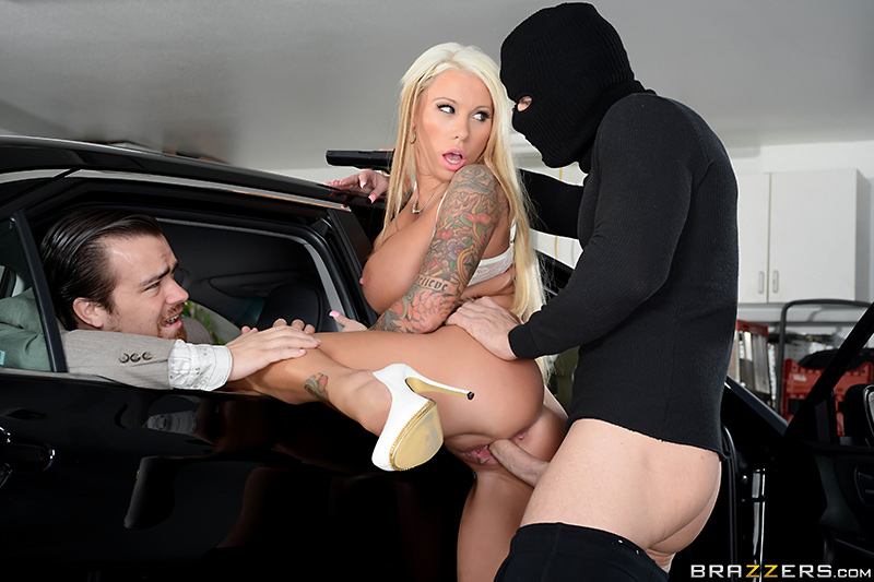 Jacking The Jacker - Lolly Ink & Johnny Sins