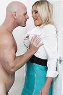 Audrey Show, Johnny Sins XXX clips