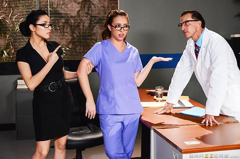 Rough Malpractice - Maddy Oreilly & Tony De Sergio