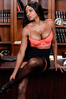 HD porn video Oily Office