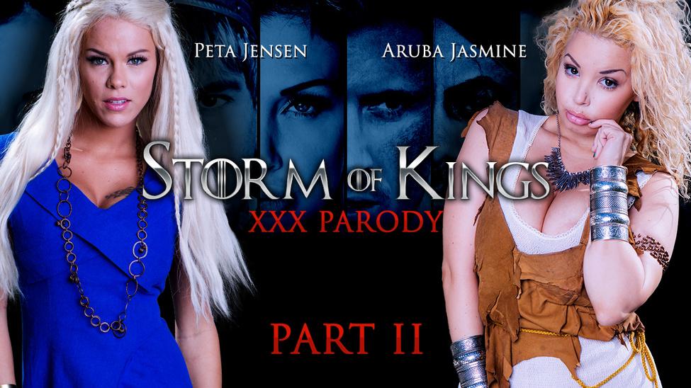 Storm Of Kings XXX Parody: Part