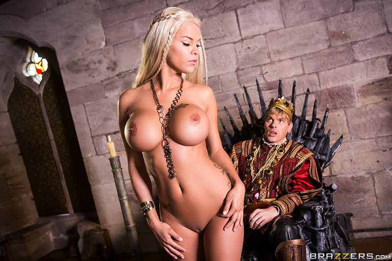 Storm Of Kings XXX Parody: Part 4 - Peta Jensen & Marc Rose