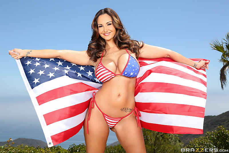 Fourth of July: Big Butt Independence - Ava Addams & Keiran Lee