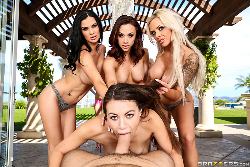 Keiran Lee's 1000th: This Is Your ZZ Life - Chanel Preston, Jasmine Jae, Nina Elle & Keir