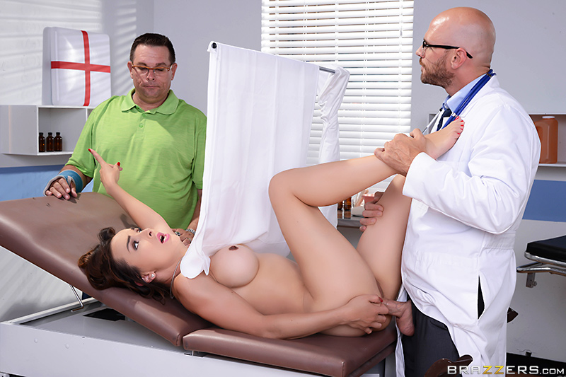 Daddy doctor fucks patient gay porn the doc