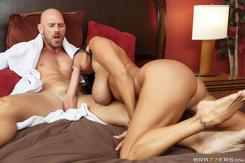 Overnight With Stepmom: Part Two - Tara Holiday & Johnny Sins
