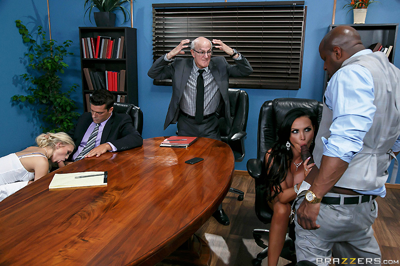 Brazzers - Full Divorce Court Press - Alex Grey, Nikki Benz, Prince Yashua  & Ramon - Real Wife Stor