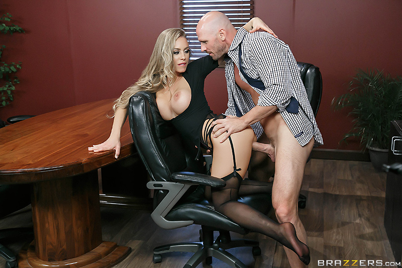 Big Tits At Work – A Union Nutbuster – Nicole Aniston & Johnny Sins