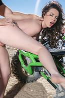 Ass Licking porn video – Day With A Pornstar: Nikki