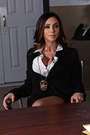 HD porn video Milf Squad Vegas: You're Off The Case Ferrera!