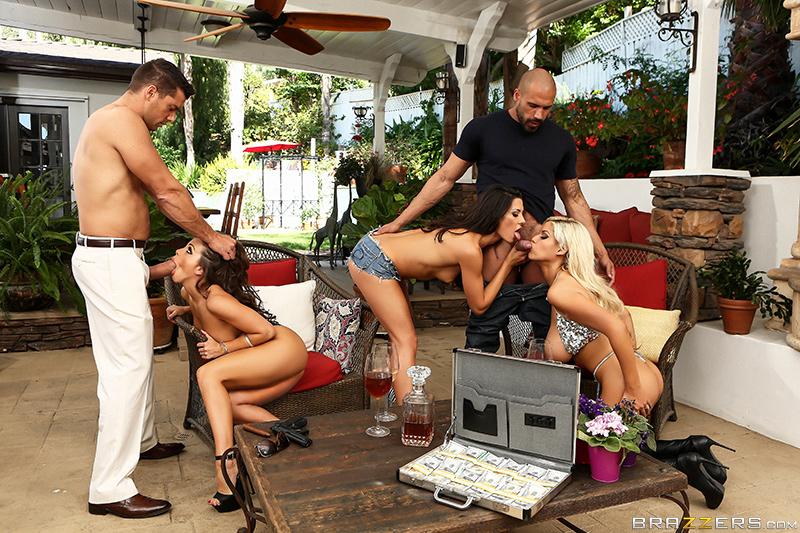 Pussy O Plomo: Part 4 - Ramon, Bridgette B, Karlo Karerra, Abigail Mac & Alexa Tomas