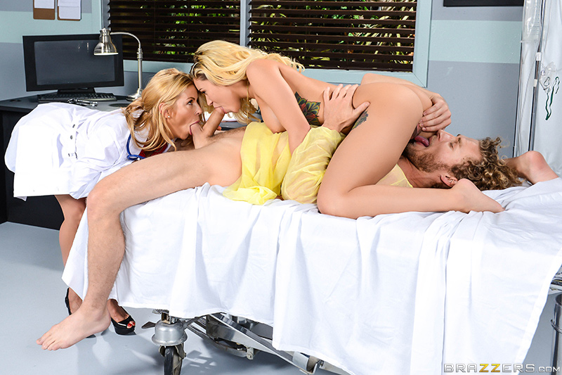 Alexis Fawx, Marsha May - Brazzers - Doctor Adentures - Tease And Stimulate
