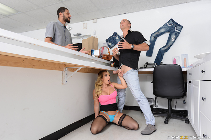 Store Whore Credit - Cali Carter & Sean Lawless