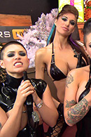 BRAZZERS LIVE 31: HO HO HOES! sex video