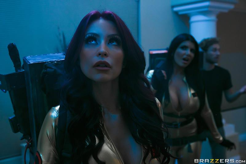 ZZ Series – Ghostbusters XXX Parody: Part 2 – Nikki Benz, Monique Alexander, Michael Vegas, Romi Rain, Abigail Mac & Ana Foxxx