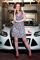 Conduciendo como Loca sex video