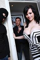 Top pornstar Jasmine James, Danny D